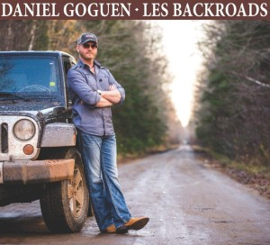 Les Backroads CD-cover